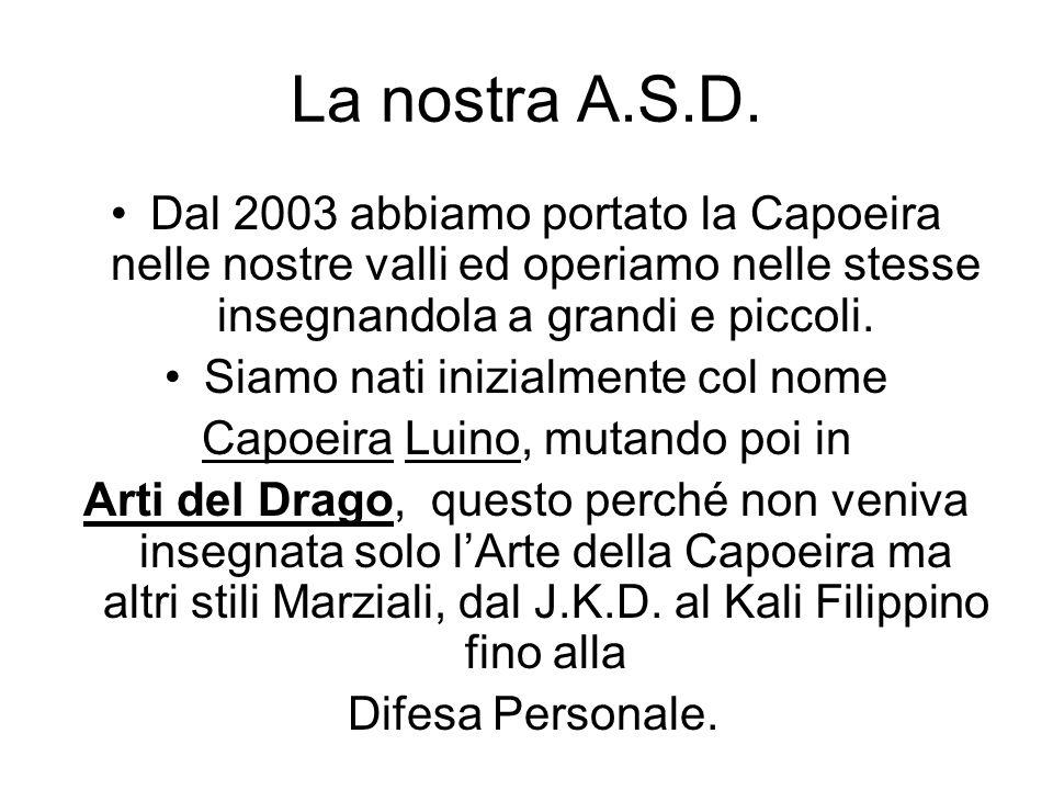 La nostra A.S.D.
