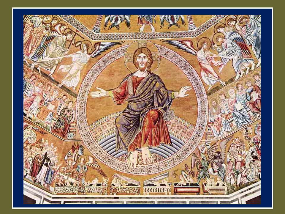 A Colui che ci ama e ci ha liberati dai nostri peccati con il suo sangue, che ha fatto di noi un regno, sacerdoti per il suo Dio e Padre, a lui la gloria e la potenza nei secoli dei secoli.