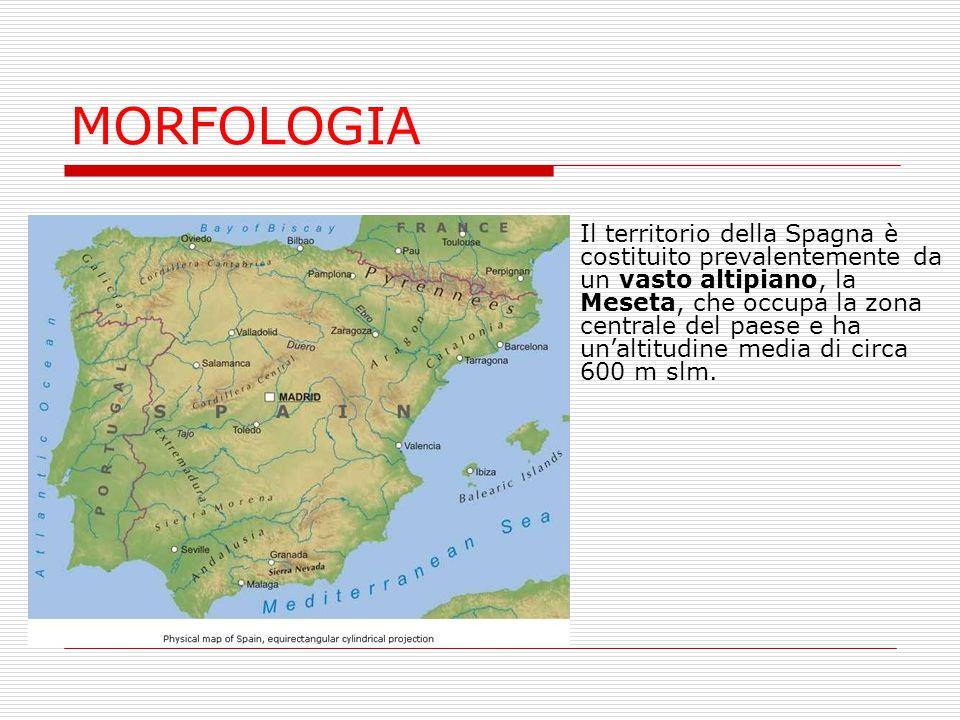 LA LINGUA  La lingua ufficiale è lo spagnolo e più precisamente il castigliano, che era parlato originalmente in Castiglia.