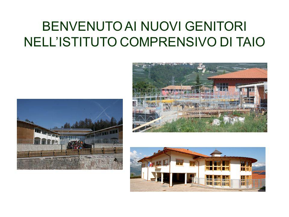 Consulta dei genitori dell' Iistituto Comprensivo di Taio (dal Regolamento della Consulta art.