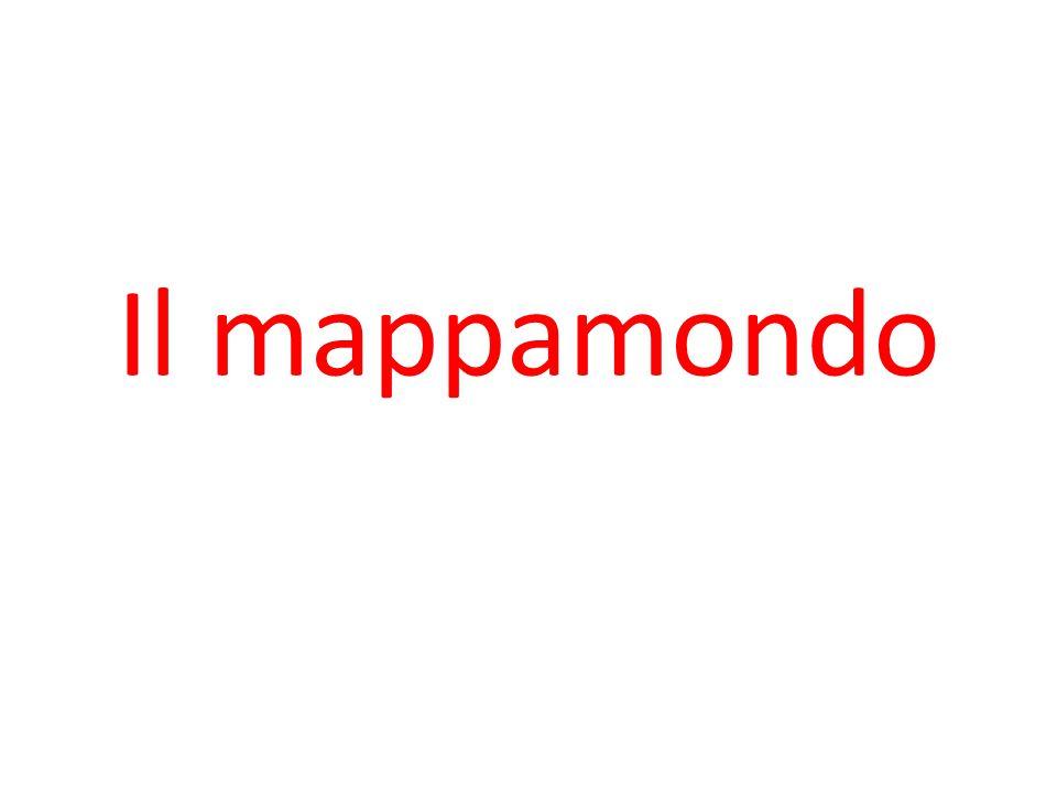 Il mappamondo