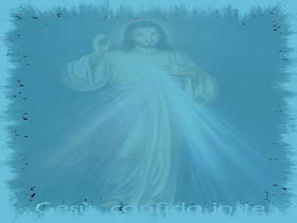 Suor Faustina, distrutta dalla malattia e da varie sofferenze che sopportava volentieri come sacrificio per i peccatori, nella pienezza della maturità