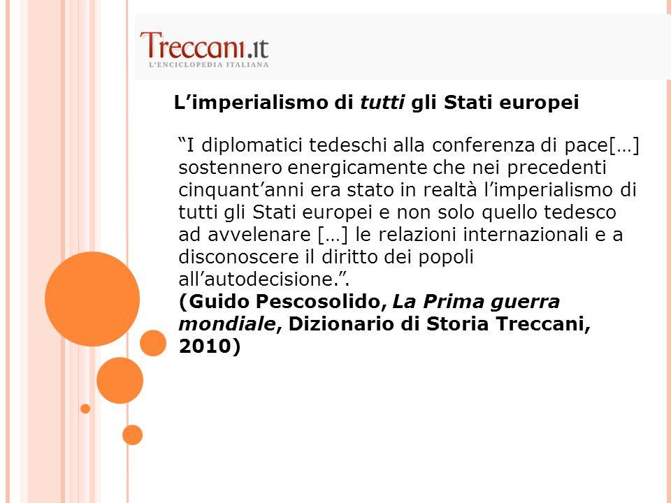 Nei trattati di pace all'Italia vengono assegnati i territori di confine previsti dal Patto di Londra del 1915.