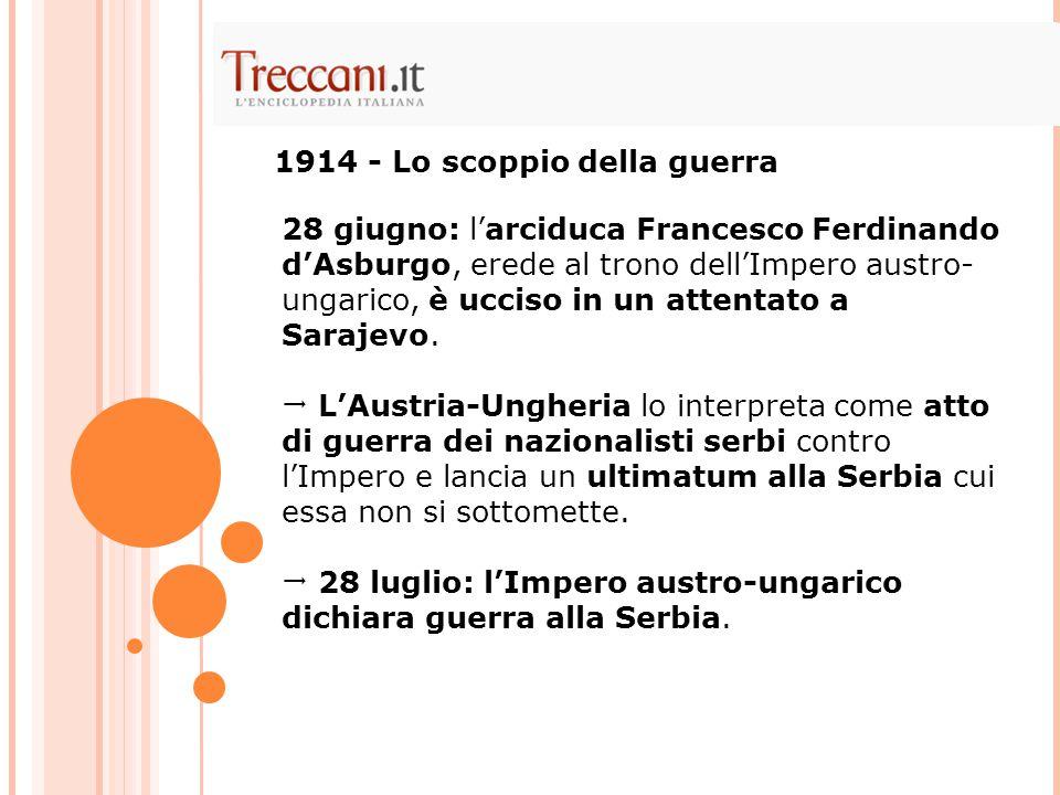 Nel 1922 Benito Mussolini al potere in Italia.