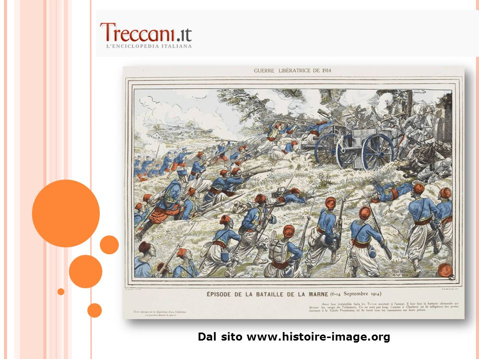La Prima guerra mondiale è la prima guerra 'moderna': guerra di massa, totale, tecnologica.