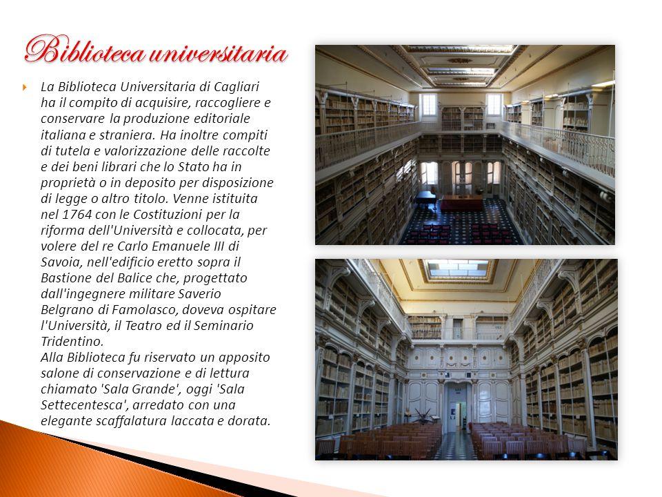  La Biblioteca venne aperta al pubblico nel 1792 e negli anni acquisì nuovi spazi tra cui la Cappella, con volta a botte e riccamente affrescata, oggi adibita a sala di conservazione e consultazione del materiale raro.