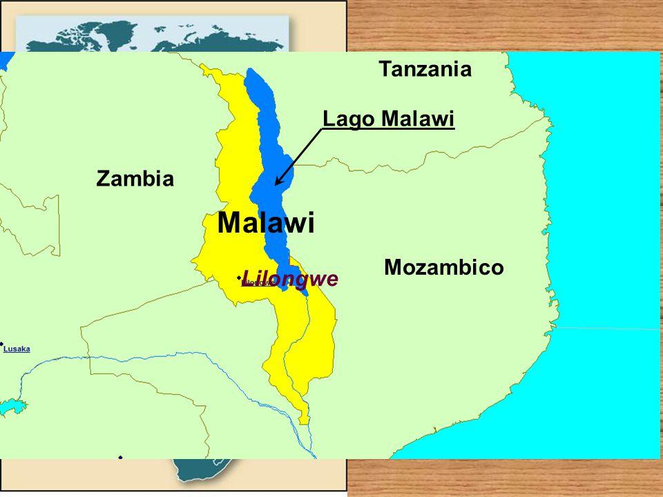 Mozambico Zambia Lilongwe Tanzania Malawi Lago Malawi