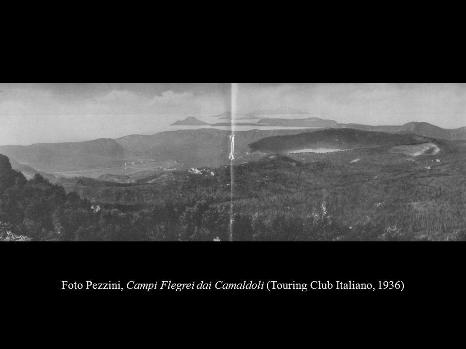 Foto Pezzini, Campi Flegrei dai Camaldoli (Touring Club Italiano, 1936)
