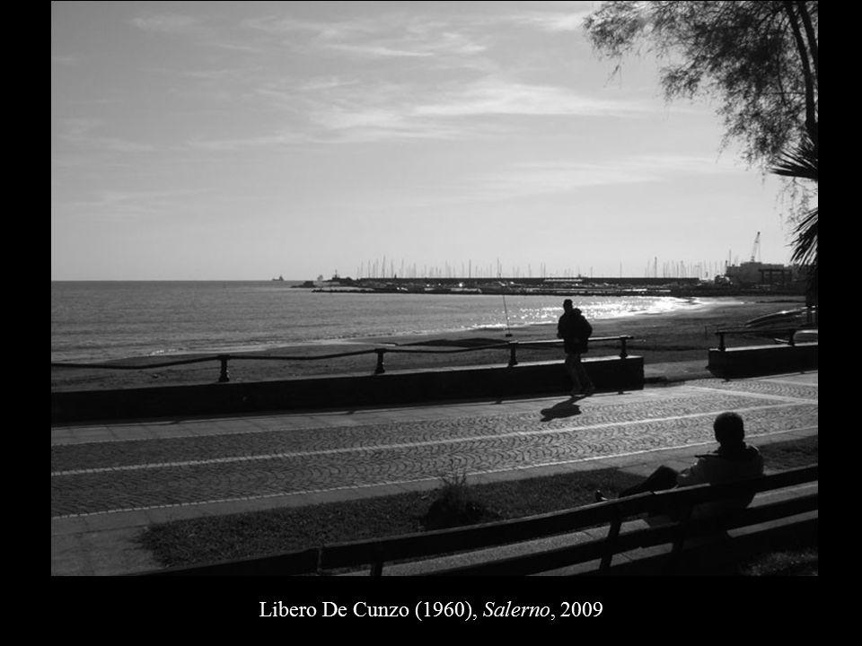 Libero De Cunzo (1960), Salerno, 2009