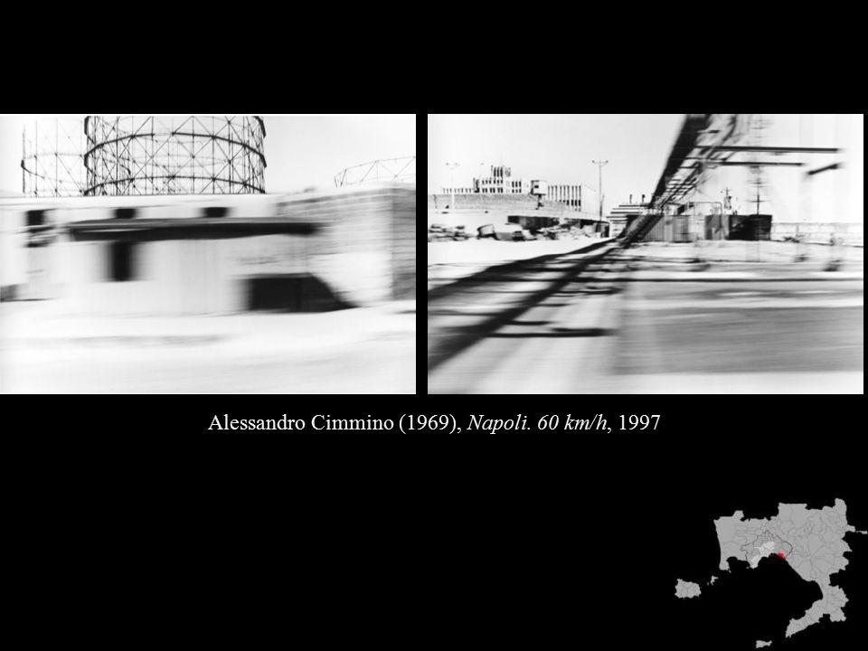 Alessandro Cimmino (1969), Napoli. 60 km/h, 1997