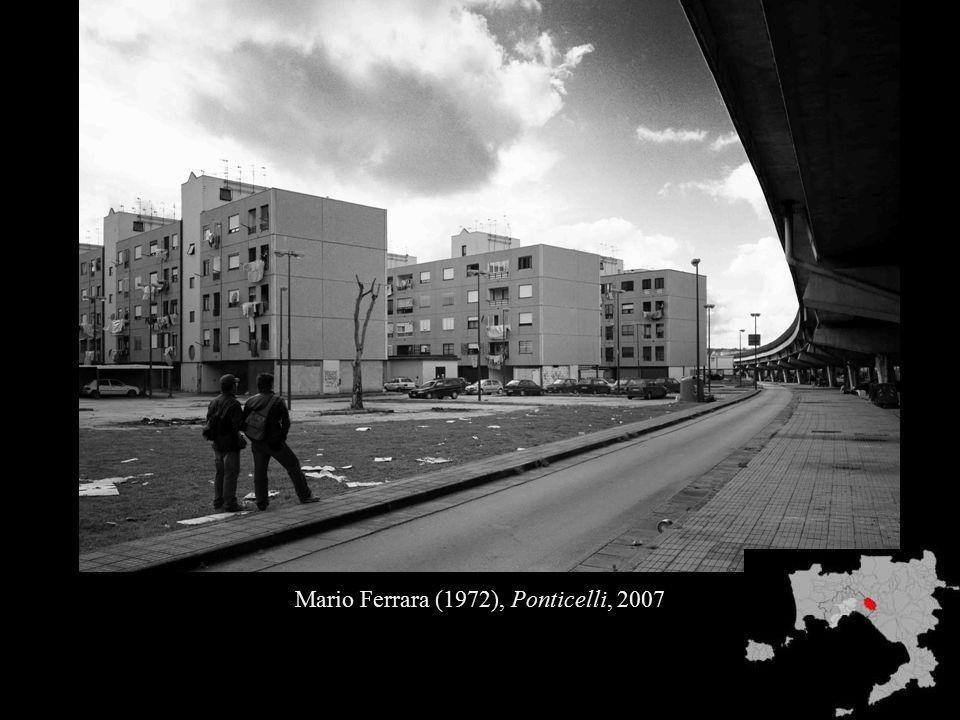 Mario Ferrara (1972), Ponticelli, 2007