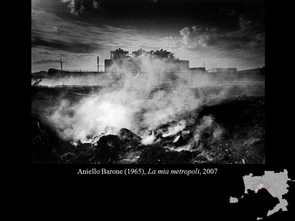 Aniello Barone (1965), La mia metropoli, 2007