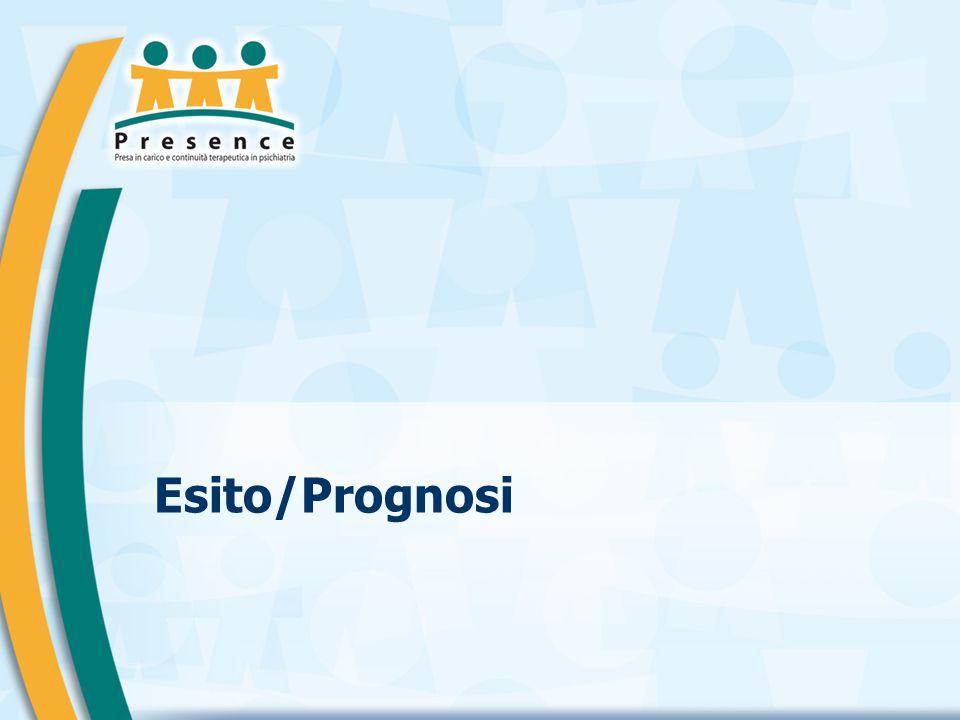 Esito/Prognosi