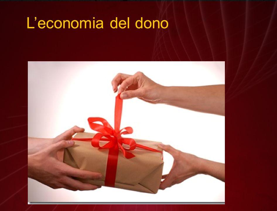 L'economia del dono