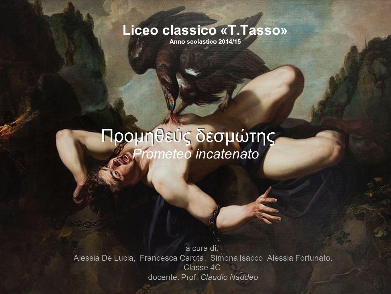 Prometeo encadenado, Gregorio Martínez (1590) Theodoor Rombouts (XVII secolo) Dirck van Baburen, (1623)