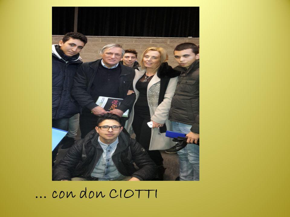 … con don CIOTTI