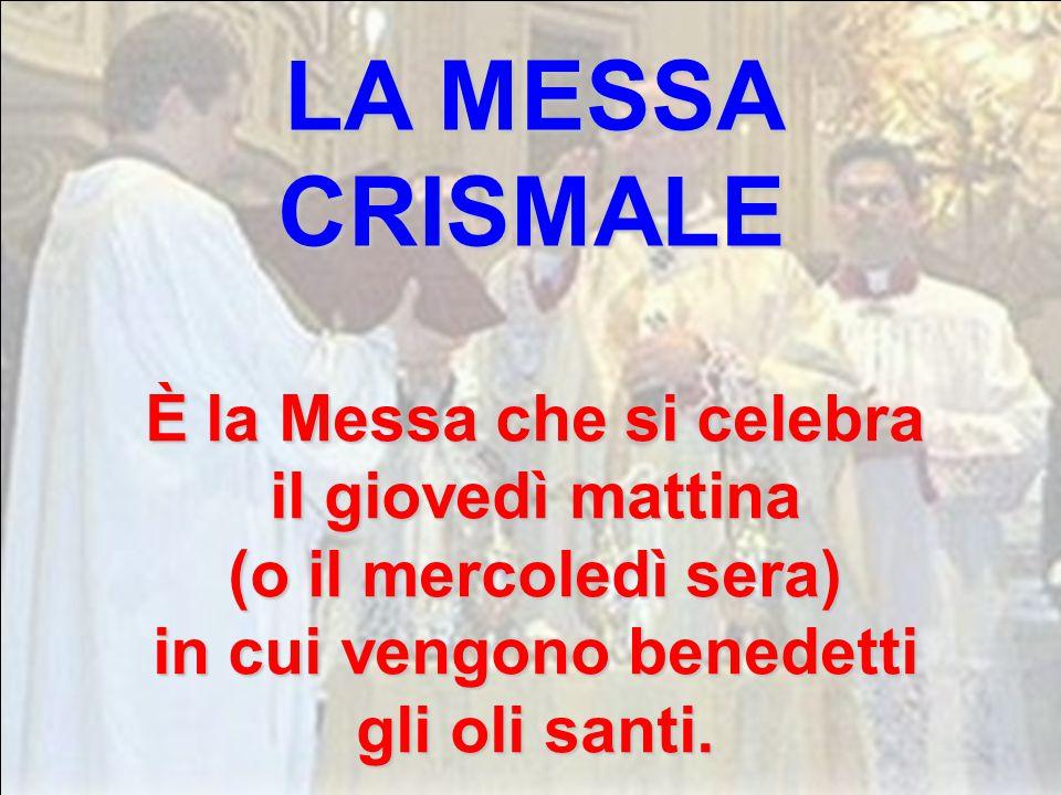 Chi «presiede» la comunità, presiede anche l'Eucaristia e raccoglie la comunità nella preghiera comune, come la unisce nelle diverse attività della Pa