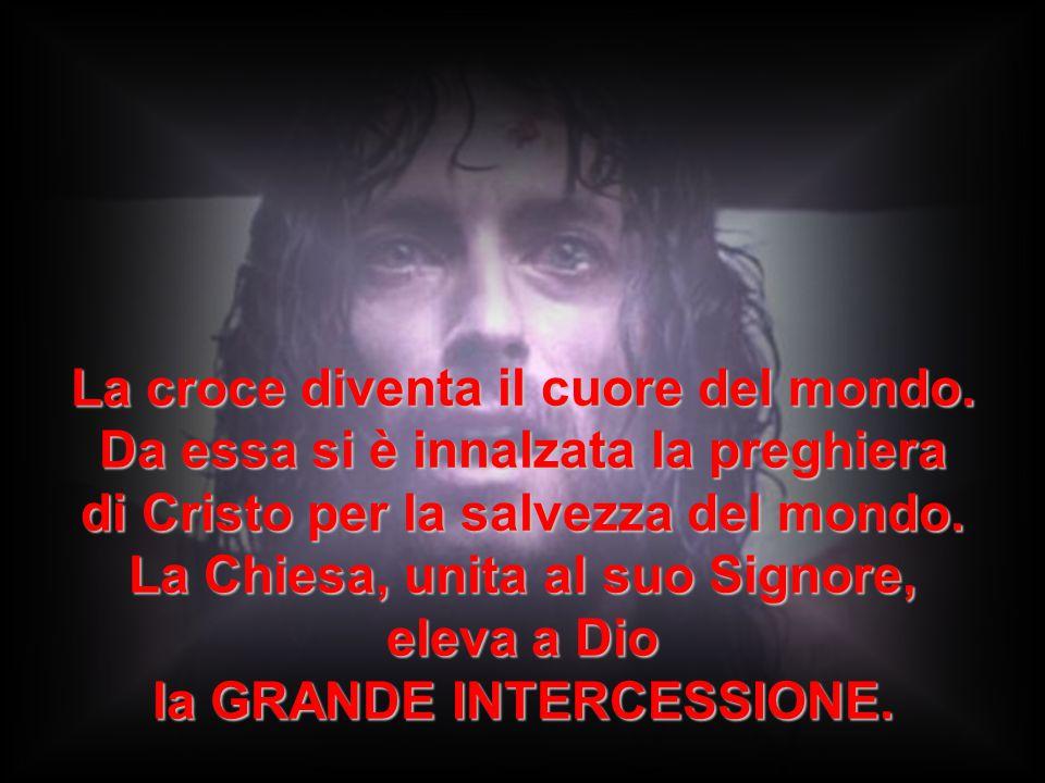 La passione di Gesù è «passione gloriosa»: il Padre ha dato la sua risposta che trasforma la sconfitta in vittoria. Nella carne dell'Agnello immolato