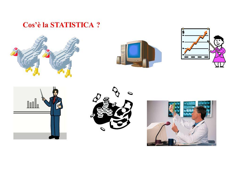 STATISTICA INFERENZIALE Permette di generalizzare i risultati ottenuti dai dati raccolti in un piccolo campione alla popolazione da cui è stato estratto il campione