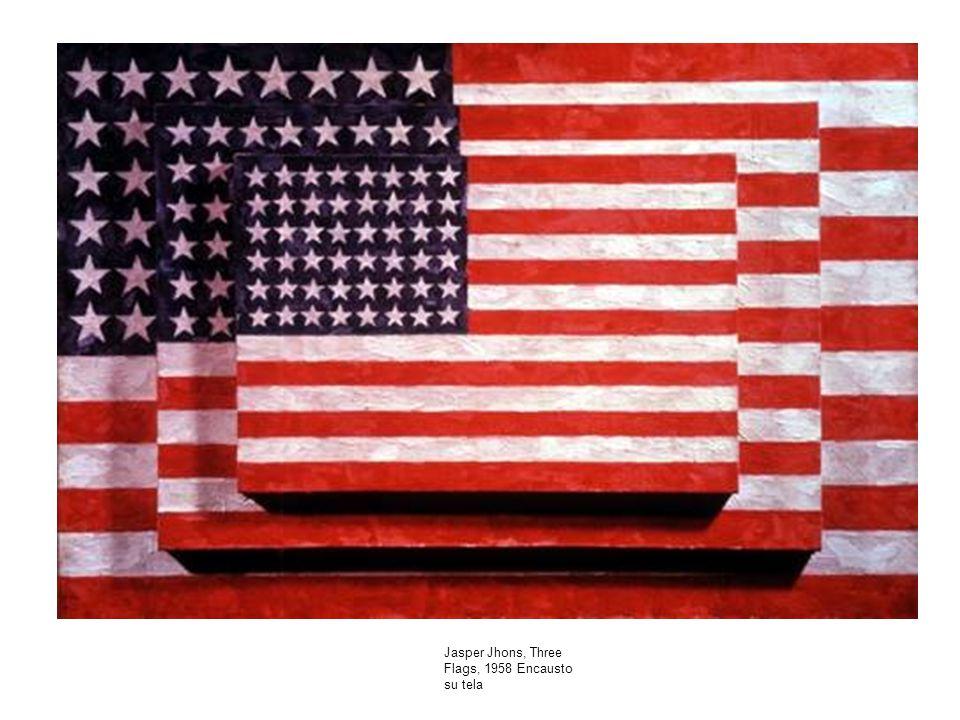 Jasper Jhons Bersaglio, 1974