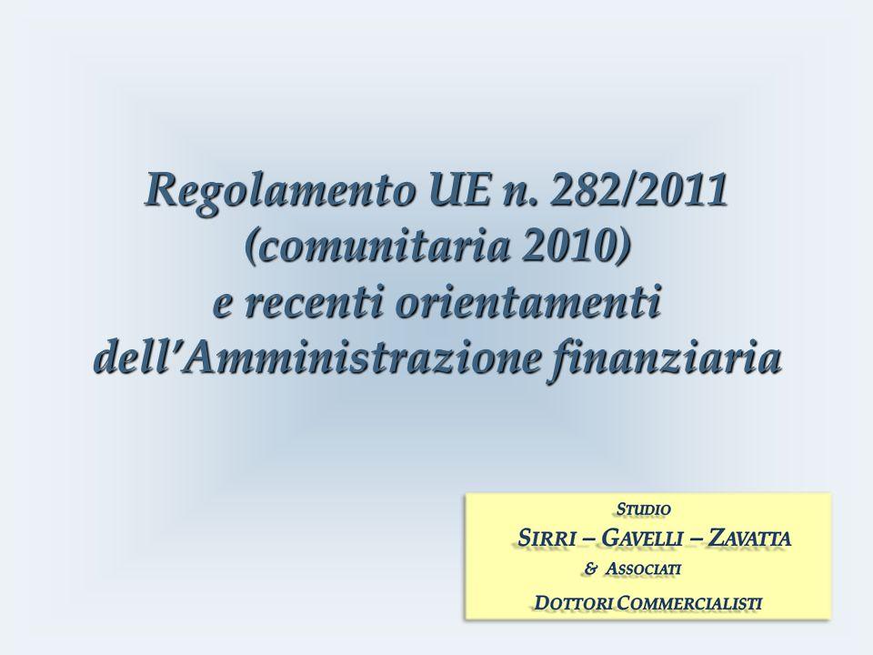 Soggettività passiva 32 Nella dichiarazione di inizio attività ai fini IVA, l'eventuale volontà di porre in essere operazioni intracomunitarie di cui al titolo II capo II del decreto legge 30 agosto 1993, n.