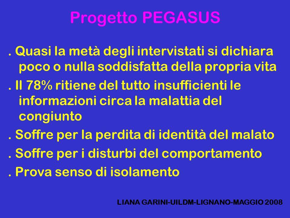 Progetto PEGASUS.
