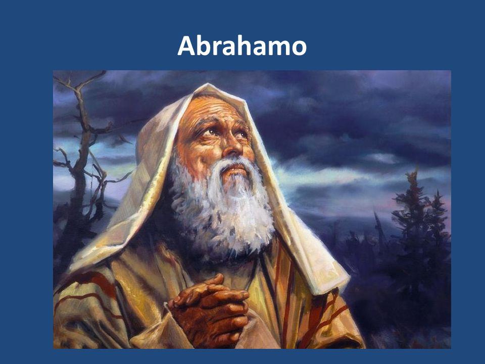 Il primo dei patriarchi di Israele (approssimativamente XVIII secolo a.C.).