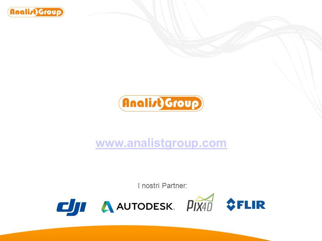 www.analistgroup.com I nostri Partner: