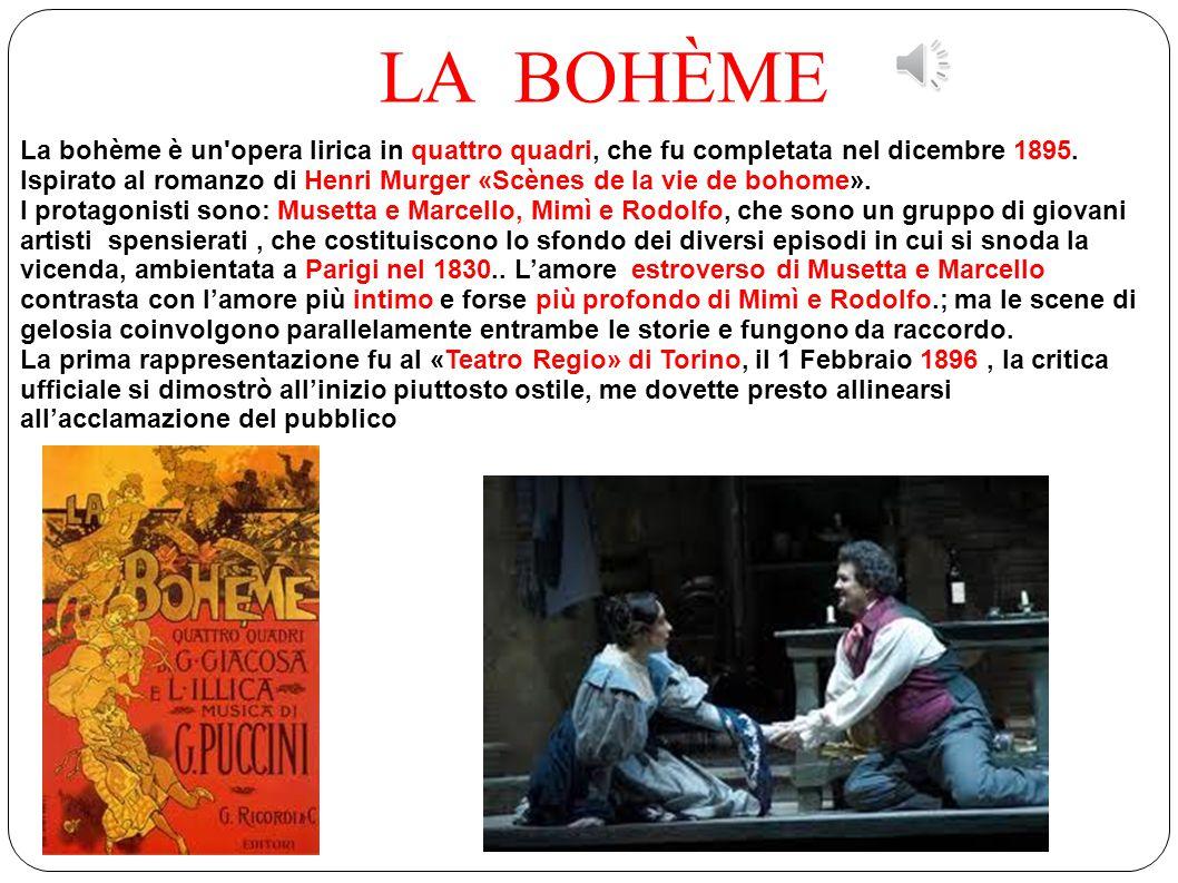 -Giacomo Antonio Domenico Michele Secondo Maria Puccini, nato a Lucca il 22 dicembre 1858, è stato un compositore italiano. -Da quattro generazioni i