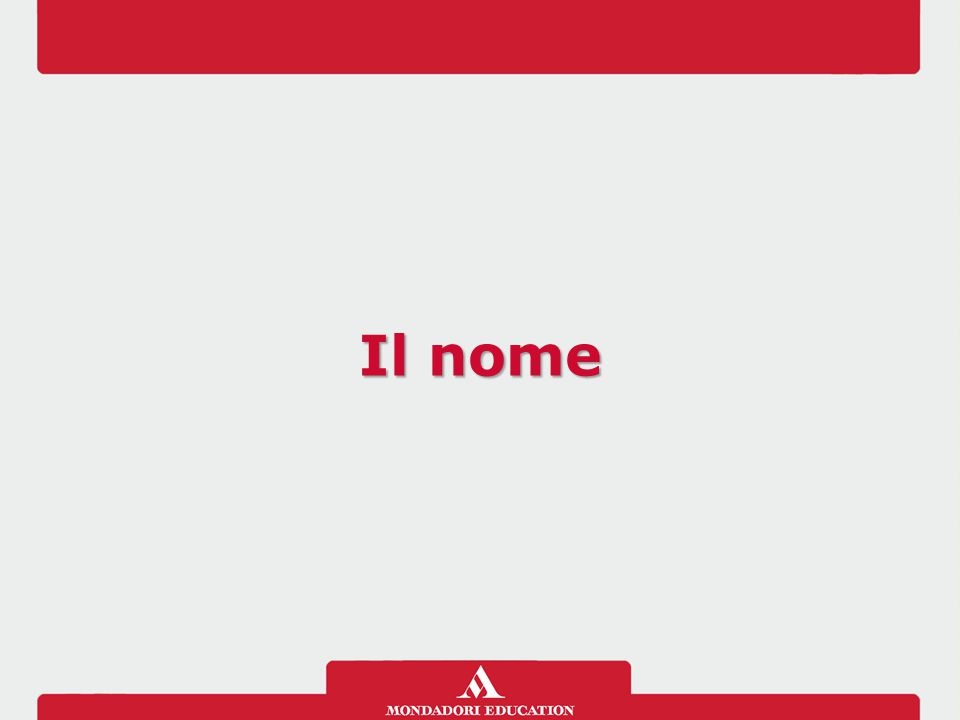 ATTENZIONE FALSI ALTERATI Alcuni nomi nati dall'alterazione di un nome primitivo, con il tempo, hanno acquisito un significato autonomo da quello del nome d'origine e sono pertanto da considerarsi nomi derivati: sigaro – sigarettaforca – forchetta Si definiscono falsi alterati quei nomi che presentano terminazioni simili a quelle dei suffissi alterativi (-ino, -one, -accio…), ma che non hanno alcun legame di significato con il nome del quale sembrano alterati: mulo (animale) mulino (frantoio) botte (recipiente) bottone (oggetto per chiudere gli abiti) foca (animale) focaccia (alimento simile al pane) lampo (saetta) lampone (frutto) burro (derivato del latte) burrone (precipizio) matto (pazzo) mattino (parte iniziale del giorno)