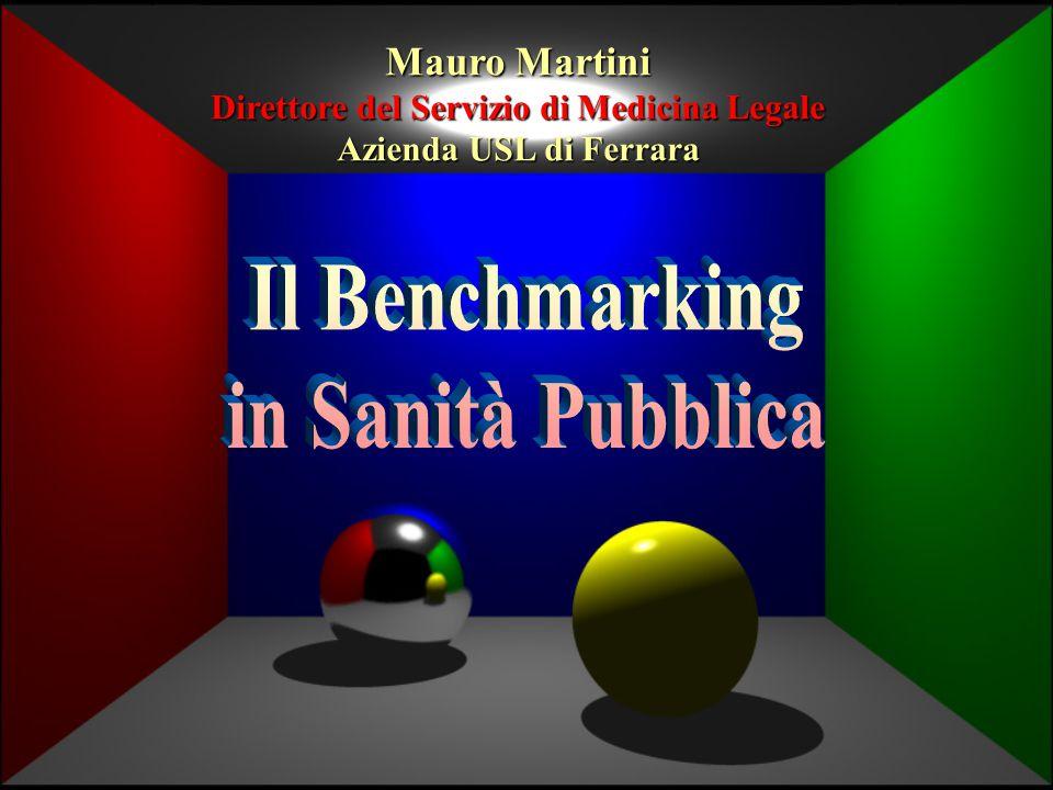 Mauro Martini Direttore del Servizio di Medicina Legale Azienda USL di Ferrara