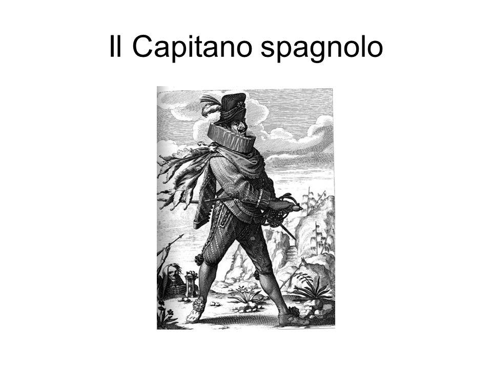 Il Capitano spagnolo
