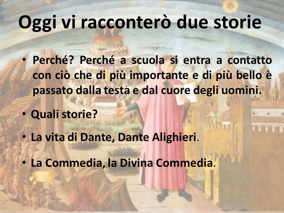 Dante Alighieri Personaggio che tutto il mondo invidia all'Italia; tutti conoscono Dante.
