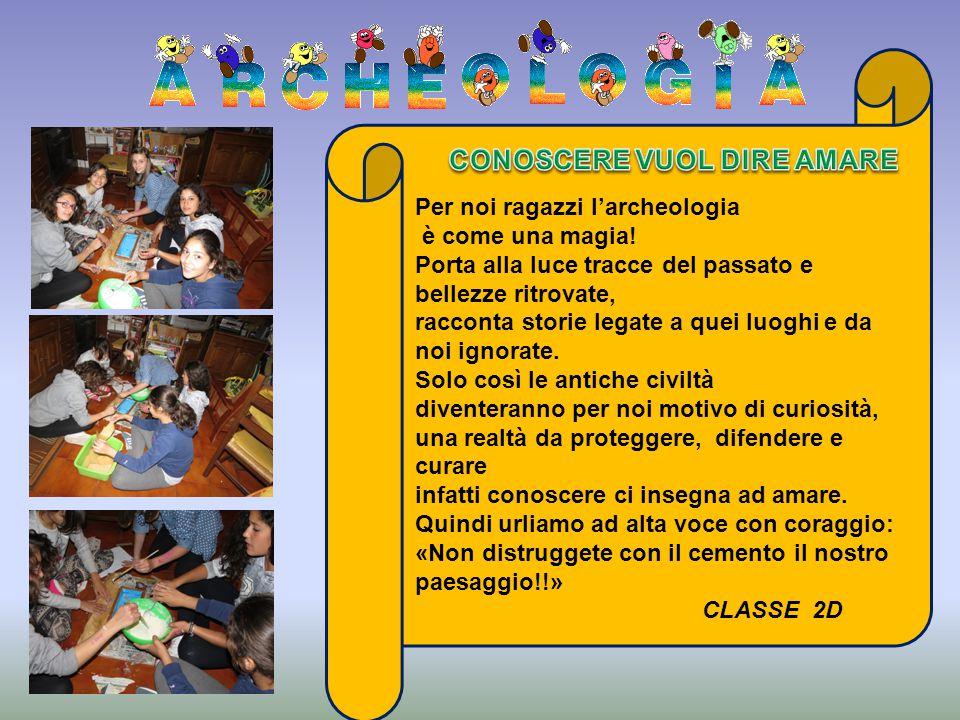 Un'attenzione particolare sarà riservata alla didattica per la scuola primaria e secondaria di primo grado mediante la creazione di personaggi-mascott