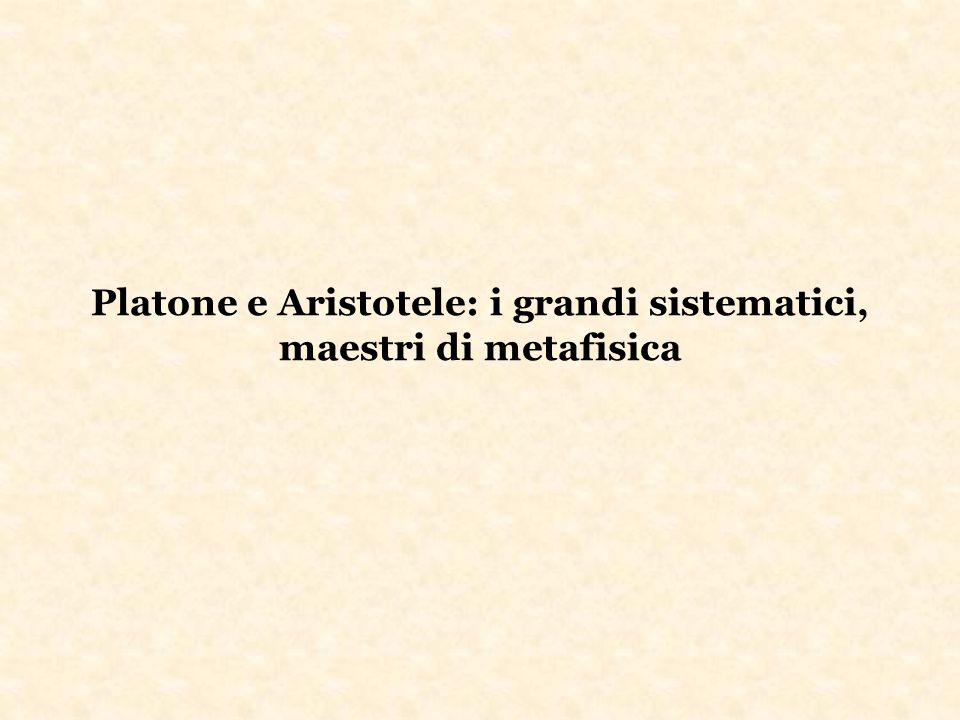 Aristotele: l'enciclopedia del sapere e la metafisica come scienza rigorosa Nacque nel 384 a.