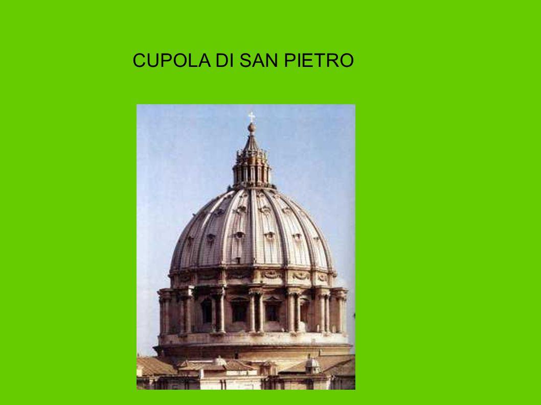 CAPPELLA SISTINA Michelangelo crea una finta architettura nella quale vengono inserite scene dell Antico Testamento e personaggi profetici.