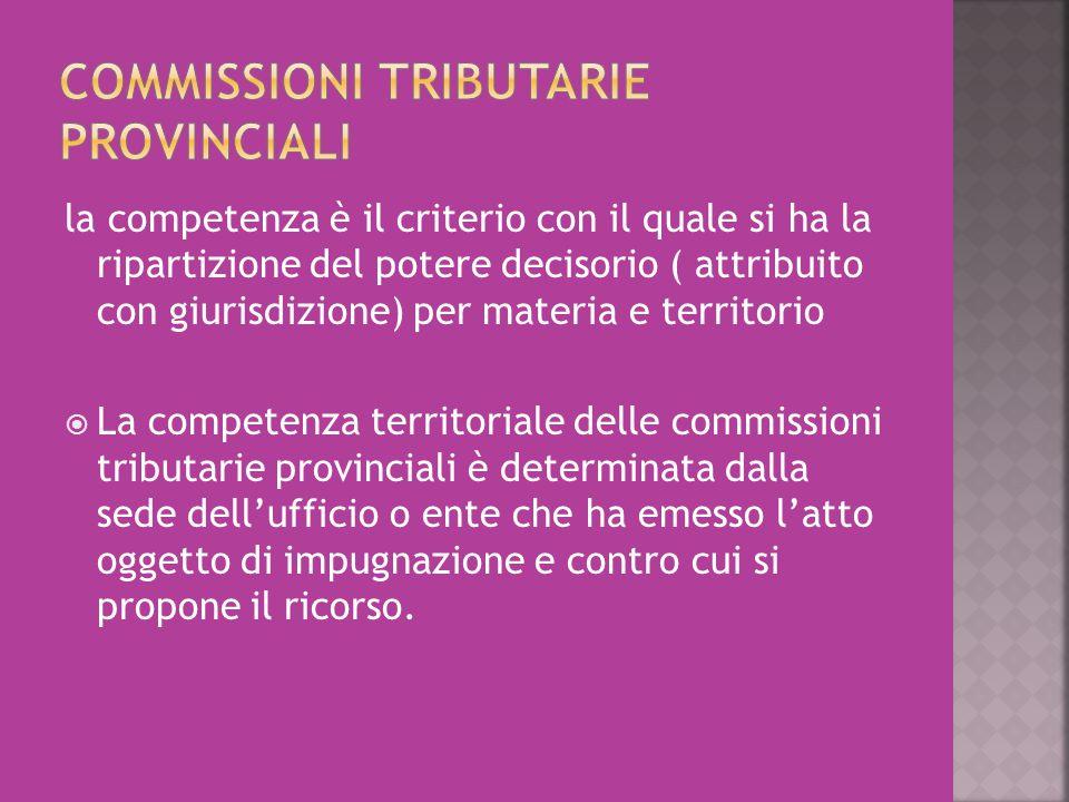la competenza è il criterio con il quale si ha la ripartizione del potere decisorio ( attribuito con giurisdizione) per materia e territorio  La comp