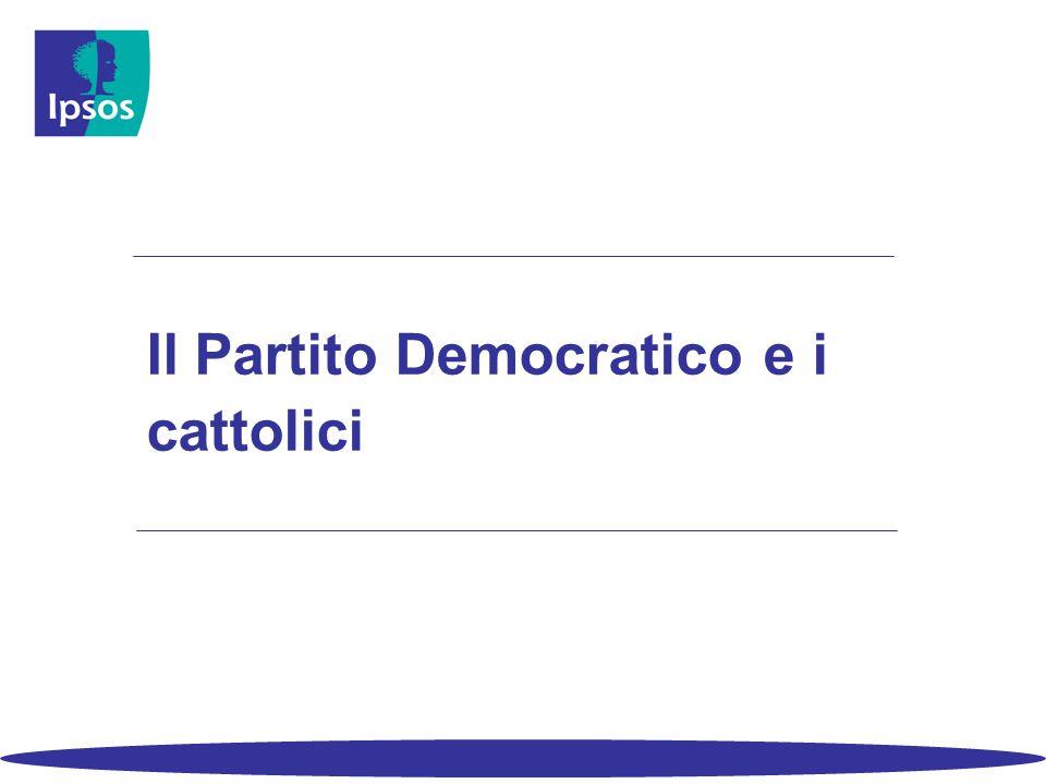 Il Partito Democratico e i cattolici