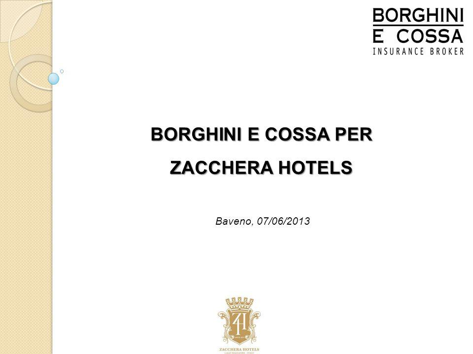 Baveno, 07/06/2013 BORGHINI E COSSA PER ZACCHERA HOTELS