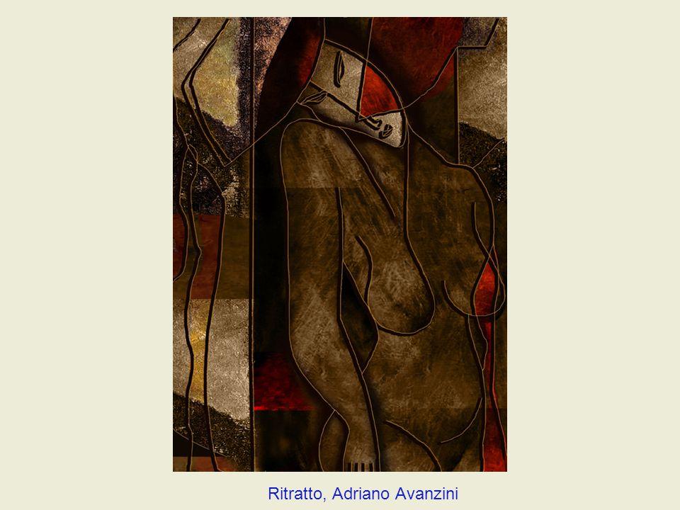 Ritratto, Adriano Avanzini