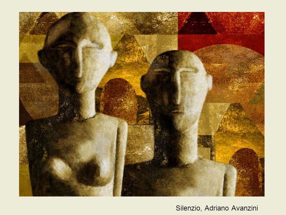Silenzio, Adriano Avanzini