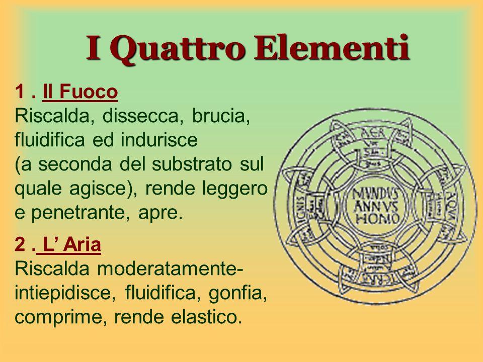 I Quattro Elementi 1.
