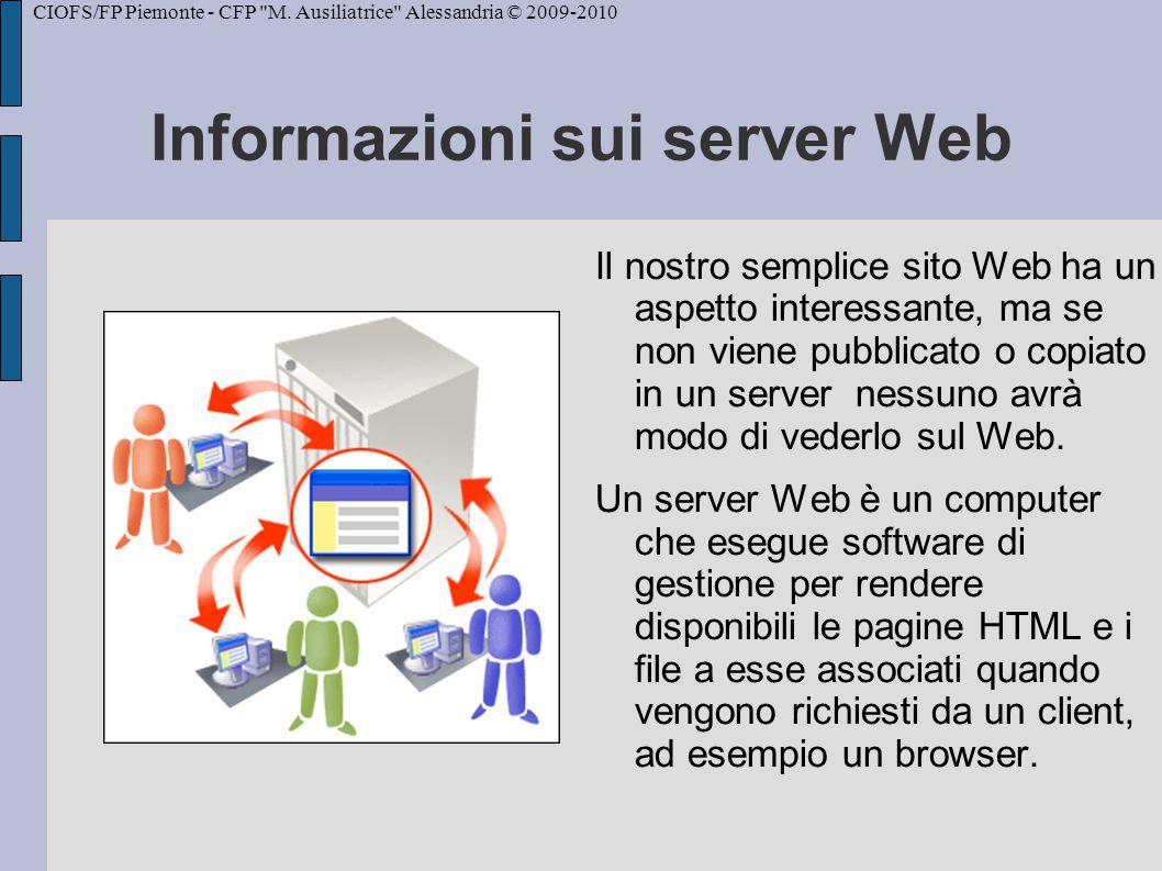 CIOFS/FP Piemonte - CFP M.