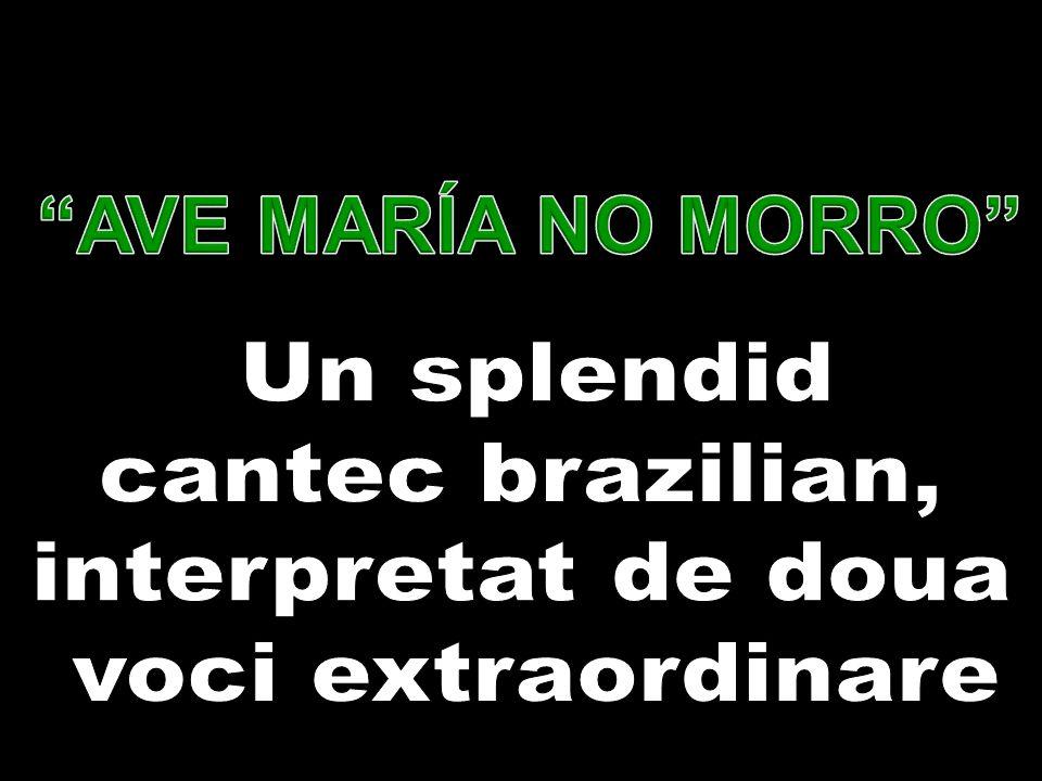 "Herivelto Martins (Compozitor) ""Ave Maria no Morro"" AVANSARE AUTOMATA"
