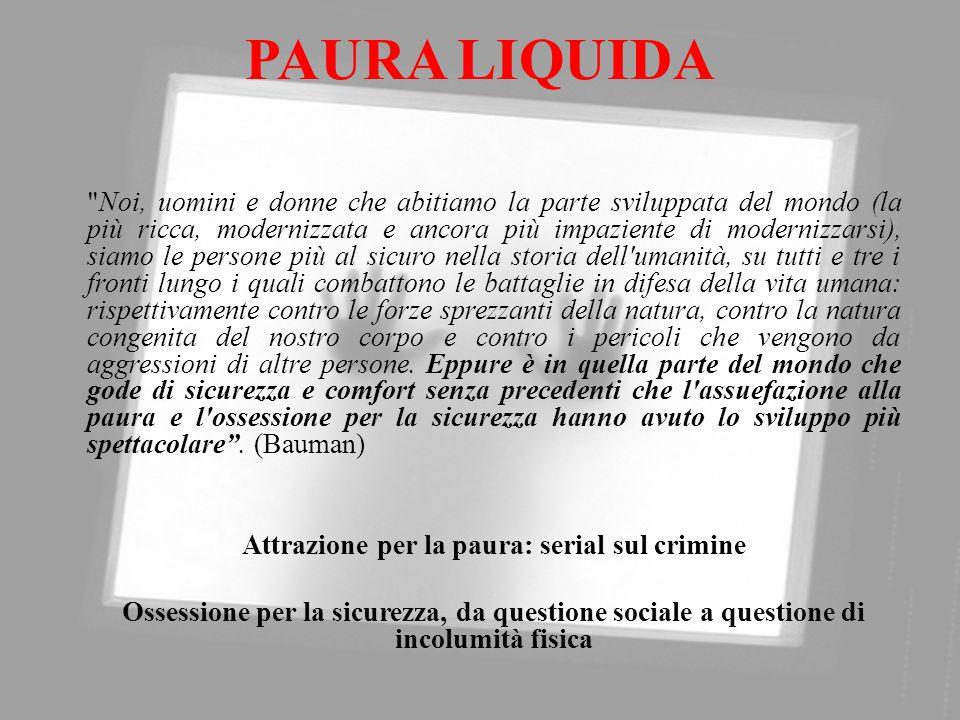 PAURA LIQUIDA