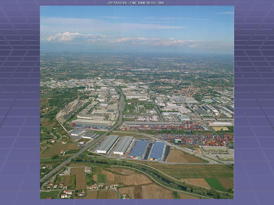 . ZIP PADOVA – FINE ANNI '90 DEL '900