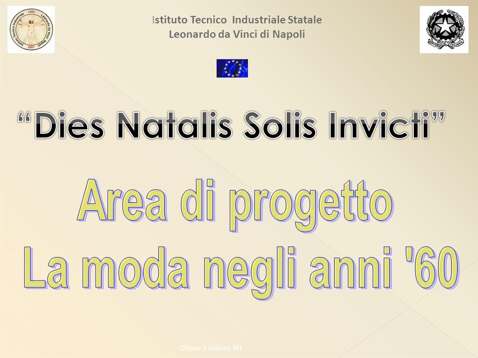 Classe 1 sezione M1 Istituto Tecnico Industriale Statale Leonardo da Vinci di Napoli