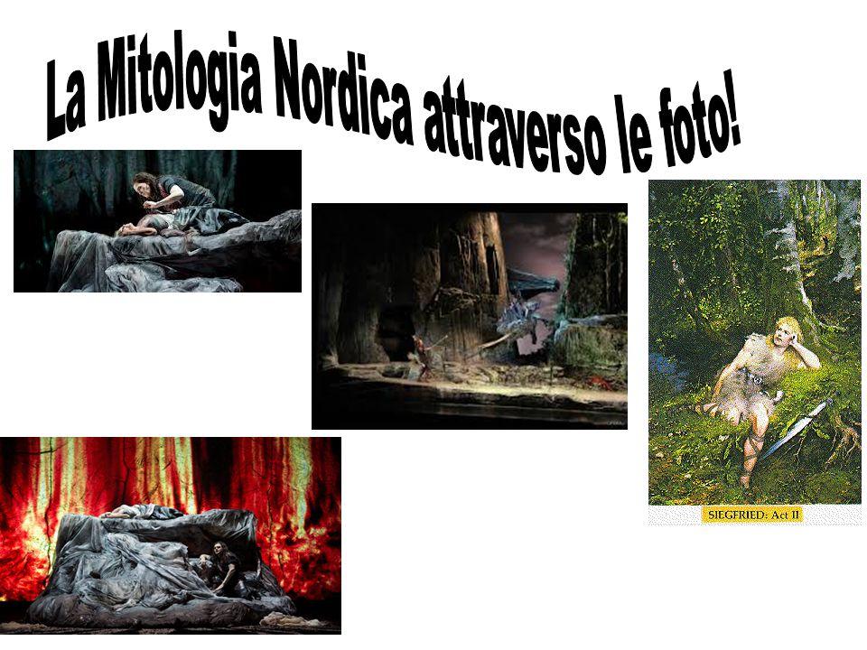 La mitologia nordica costituisce una fonte d ispirazione per tutta la letteratura Fantasy.