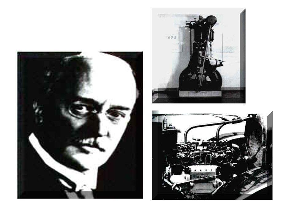 WANKEL Successivamente, negli anni Cinquanta, l'inventore tedesco Felix Wankel ideò un motore a combustione interna radicalmente nuovo, in cui il pistone e il cilindro venivano sostituiti da un rotore a tre lobi, rotante in una camera pressoché ovale.
