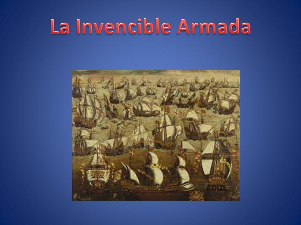 I presupposti Il progetto originario del re per l invasione dell Inghilterra era di raccogliere almeno 500 navi a Lisbona e quindi farle navigare fino al canale della Manica.